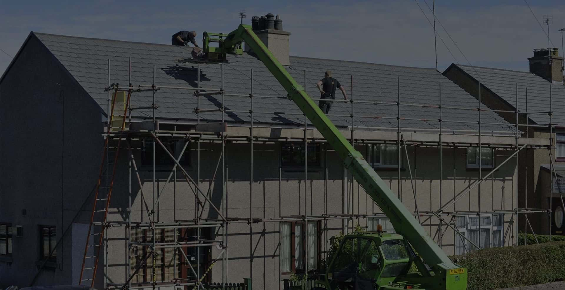 Gutttering and Roofers in Dublin