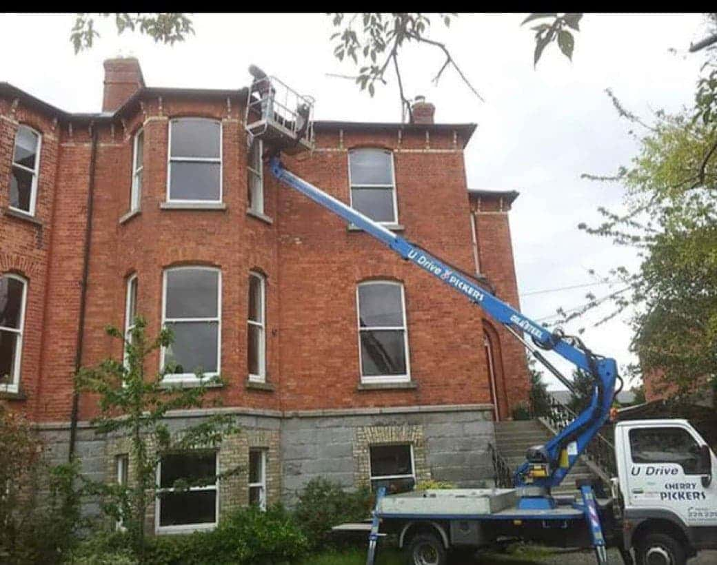 Gutter Repairs and Cleaning Dublin